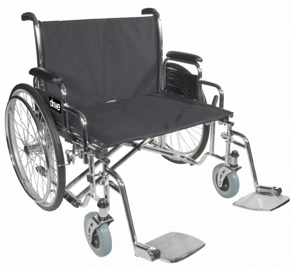 drive heavy duty wide wheelchair rentals
