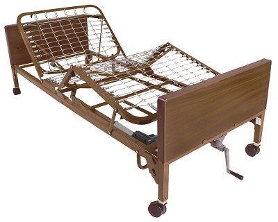 Drive Semi-Electric Hospital Bed